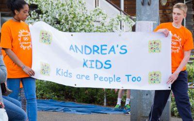 Contact Andrea